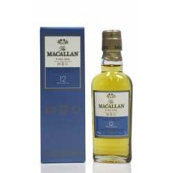 MACALLAN 12 YEARS FINE OAK MINI