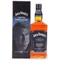 JACK DANIEL'S MASTER DISTILLER Nº6 1L.