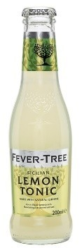 FEVER TREE LEMON 200 ML.