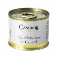 RILLETTES DE CANARD CASTAING