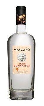 MASCARÓ LICOR DE NARANJA
