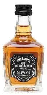 JACK DANIEL'S SINGLE BARREL MINI