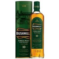 BUSHMILLS MALT 10 ANYS 1L.