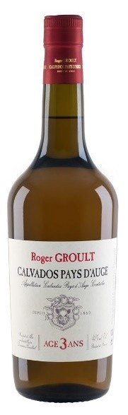PAYS D'AUGE ROGER GROULT RESERVA 3 AÑOS