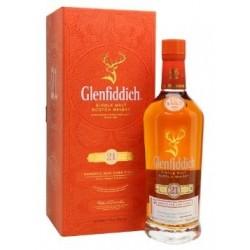 GLENFIDDICH 21 AÑOS RUM CASK FINISH 43.2º