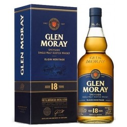GLEN MORAY 18 YEARS