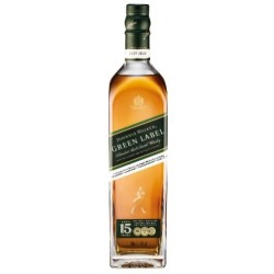 JOHNNIE WALKER GREEN LABEL 15 YEARS