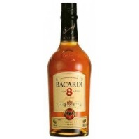 BACARDI 8 YEARS