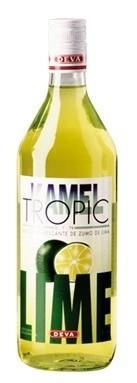 KAMEL TROPIC LIME 1L.