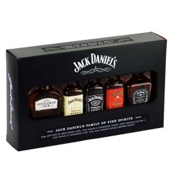 JACK DANIEL'S FAMILY OF WINE SPIRITS