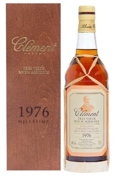 CLÉMENT MILLÉSIMÉ  1976