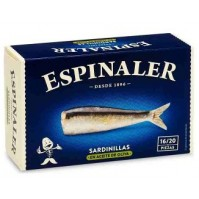 """SARDINAS """"SARDINILLAS"""" ESPINALER"""