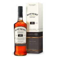 BOWMORE 15 YEARS GOLDEN &...