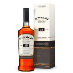 BOWMORE 15 YEARS GOLDEN & ELEGANT 1L