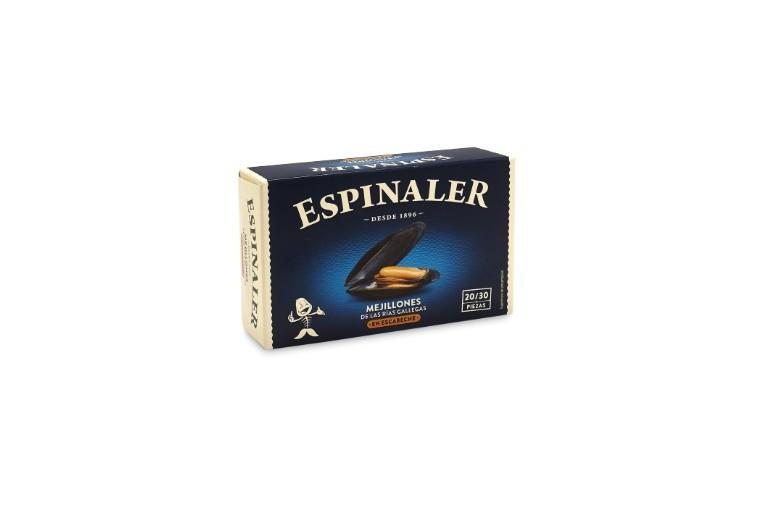 MEJILLONES ESPINALER OL-120 20/30