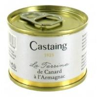 LA TERRINE DE CANARD À L'ARMAGNAC CASTAING