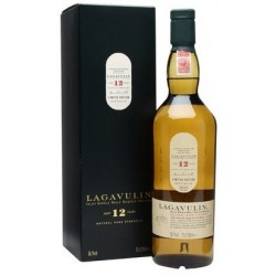 LAGAVULIN 12 AÑOS BOTTLE IN 2011