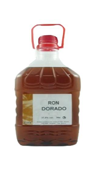 DEVA RON DORADO 3L.