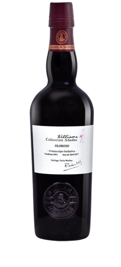 WILLIAMS & HUMBERT COLECCIÓN OLOROSO 50CL.