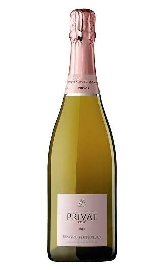PRIVAT BRUT NATURE ROSÉ