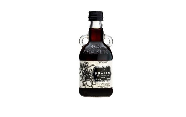 KRAKEN BLACK SPICED MINI