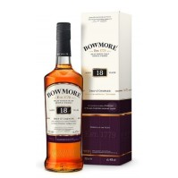 BOWMORE 18 YEARS DEEP &...