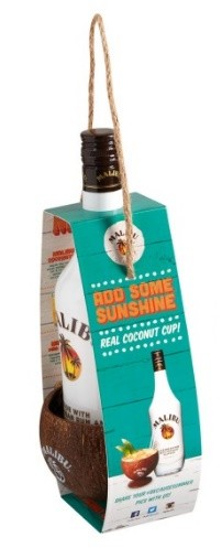 MALIBU COCONUT  1L.+ GOT COCO